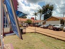 Hoima Regional Referral Hospital, western Uganda royalty free stock photo