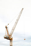 Hoist crane Royalty Free Stock Images