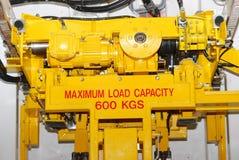 Hoist Engine Stock Images