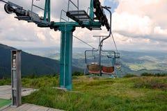 Hoist. Ride  hoist nature travel tourism Royalty Free Stock Image
