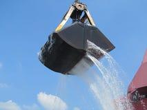 Hoisting crane Royalty Free Stock Image