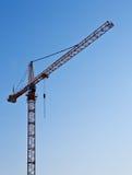 Hoisting crane Royalty Free Stock Photography