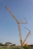 Hoisting crane Stock Image