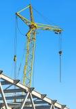 Hoisting crane Stock Photo
