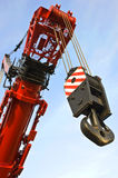 Hoisting rig Royalty Free Stock Photo