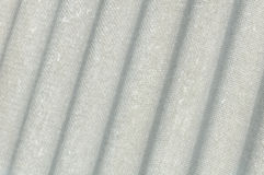 Hoja acanalada de la azotea del cemento de asbesto (Eternit) Fotos de archivo