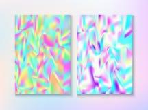 Hoja c?smica, cubierta del metal, textura de la revista del vector fotografía de archivo libre de regalías