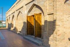 Hoja Daniyar mausoleum in Samarkand, Uzbekistan. Royalty Free Stock Photos
