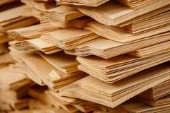 Hoja de chapa marrón clara abstracta imagenes de archivo