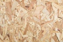 Hoja de la madera contrachapada con textura del fondo de los fragmentos imagen de archivo