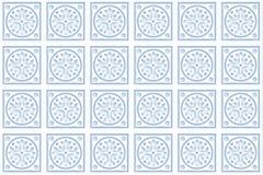 Hoja de la parte radial del abrigo del rectángulo de regalo Fotos de archivo libres de regalías