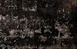 Hoja de metal aherrumbrada vieja Superficie oxidada causada por el hierro de la oxidación foto de archivo