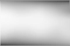 Hoja de metal pulida vector Foto de archivo libre de regalías