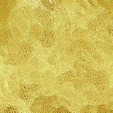 Hoja de oro stock de ilustración