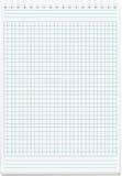 Hoja de papel en blanco Imagen de archivo libre de regalías