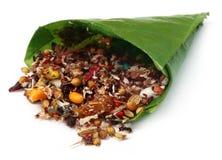 Hoja del betel para los festivales Foto de archivo libre de regalías