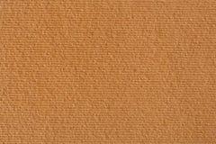 Hoja del papel marrón útil como fondo foto de archivo