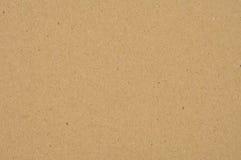 Papel de Brown Foto de archivo libre de regalías