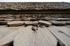 Hoja del tejado Foto de archivo libre de regalías