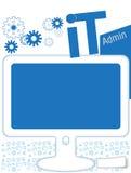 Hoja informativa de las TIC Imágenes de archivo libres de regalías