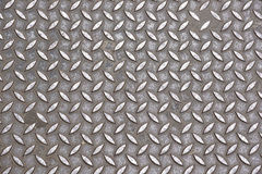 Hoja vieja del piso del metal del resbalón de la placa de acero, textura oxidada, metálica, fondo de la industria, superficies de Imágenes de archivo libres de regalías