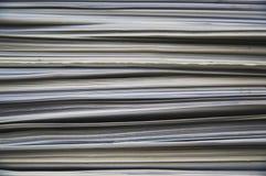 Hojas del papel Fotos de archivo