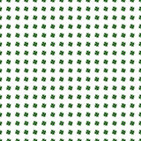 Hojas verdes del trébol de cuatro hojas de la acuarela Fondo del día del St Patrick caridad Ejemplo pintado a mano libre illustration