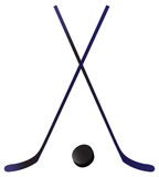 hokej Obraz Royalty Free