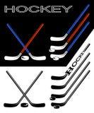 Hokej. Zdjęcie Royalty Free