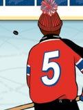 hokej Fotografia Royalty Free
