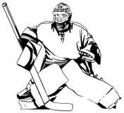 hokej Obrazy Royalty Free