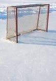 hokej sieć Obraz Royalty Free