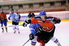 hokeja lód Obrazy Stock