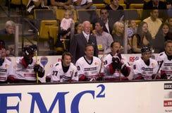Hokejowa Don wiśnia Obrazy Stock