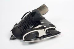 hokejowe łyżwy Fotografia Stock