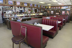 Hokes Cafe on old Lincoln Highway Stock Images