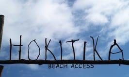 Hokitika Stock Photo