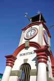Hokitika clock tower Royalty Free Stock Photography