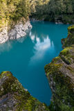 Hokitika Gorge Royalty Free Stock Photo