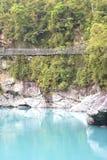 Hokitika gorge Royalty Free Stock Photo