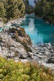 Hokitika gorge, West Coast, New Zealand Royalty Free Stock Photo