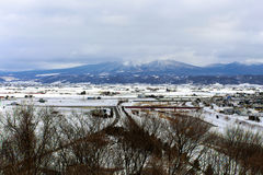 Hokkaido Στοκ φωτογραφία με δικαίωμα ελεύθερης χρήσης