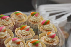 Hokkaido premii tort - smak Najlepszy jedzenie Zdjęcia Stock