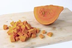 Hokkaido pumpkin Stock Images