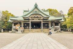 Hokoku Jinja Shrine Stock Images