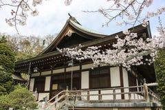 Hokokuji wp8lywy ?wi?tynna ?wi?tynia jest antycznym Buddyjskim ?wi?tyni? w Kamakura, Japonia obrazy stock