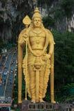 Hol Kuala Lumpur van Lord het muragan batu Royalty-vrije Stock Afbeeldingen