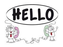 Hola cómo está usted