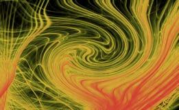 Hola ilustración abstracta del res Imágenes de archivo libres de regalías