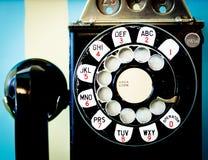 Hola operador Por favor déme el número 9 Foto de archivo